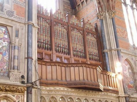 Keble Organ
